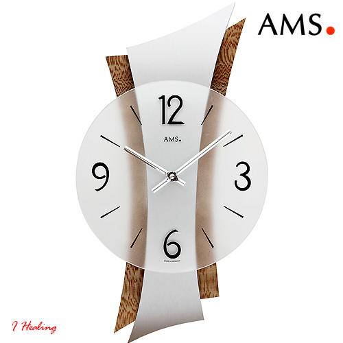 ドイツAMS9401掛け時計 AMSアムス社ドイツ製