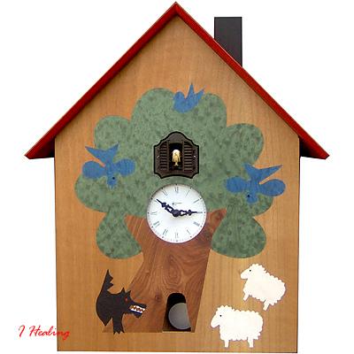 狼Pirondini鳩時計 ART124