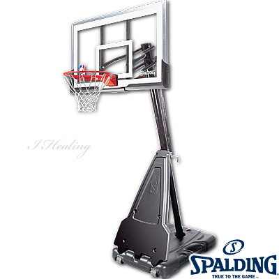 バスケットゴール屋外用 SPALDING54インチ アクリル スポルディング68564CN