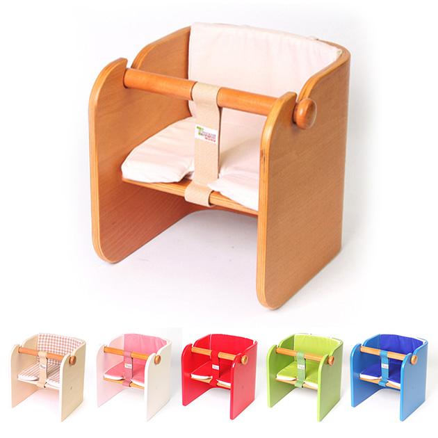 本日限定 コロコロベビーチェア 専用のクッション HOPPL ホップル ベビーチェア専用 クッション チェア別売 椅子カバー 北欧 ナチュラル おしゃれ ベビーチェア 子供部屋 実物 座面カバー 子供用 かわいい