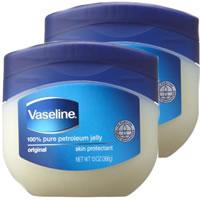 ヴァセリンValeline オンライン限定商品 オリジナル 368g×2個 まとめ買い特価 ピュアスキンジェリー