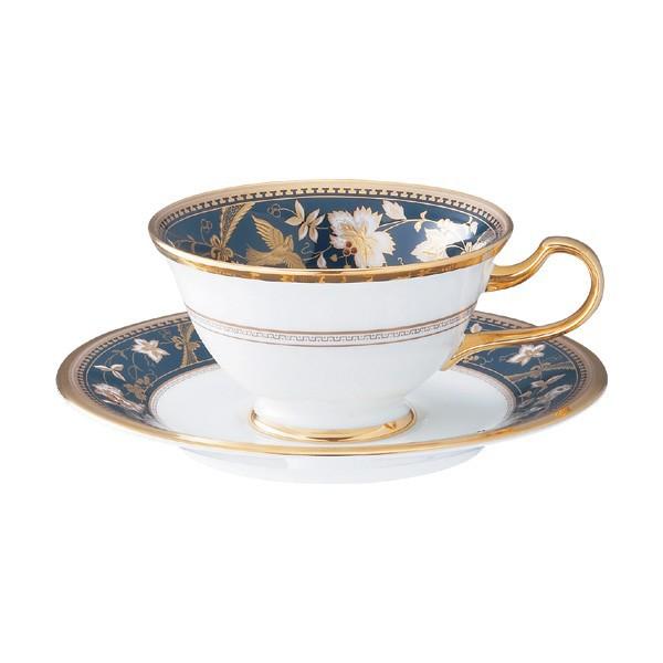 ノリタケ食器 【SUBLIME】サブライム ティー・コーヒー碗皿(鉄紺)