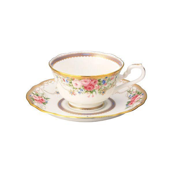 ノリタケ食器 【APHRODITE】アフロディーテ ティー・コーヒー碗皿