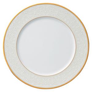 ノリタケ食器 【WHITE PALACE】ホワイトパレス 30cmプレート