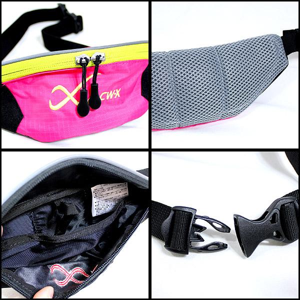 CW-X running waist pouch HYO085