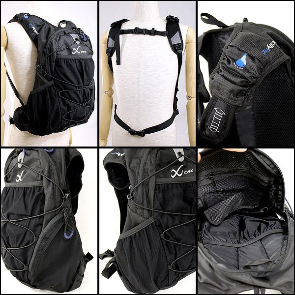 CW-X original back pack cyo095