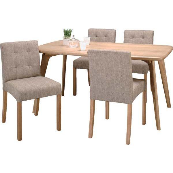 ダイニングテーブル [CL-817TNA]【送料無料】単品※木製ダイニングテーブル ダイニングテーブルのみの単品販売です。 ダイニングテーブル 北欧 シンプル ナチュラル 食卓テーブル テーブル ダイニングテーブル 食卓テーブル テーブル カフェテーブル