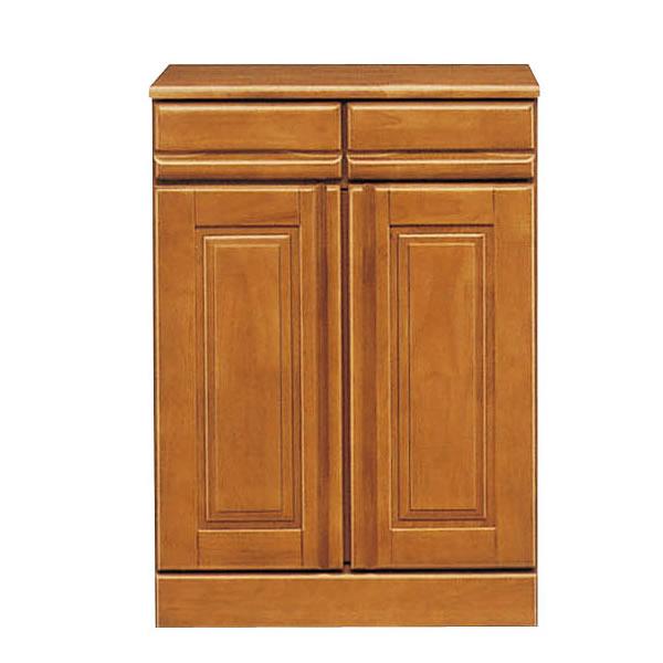 ジェロシリーズ60カウンター キッチン収納 リビングボード キッチンキャビネット 収納家具【日時指定不可】【大型家具便】