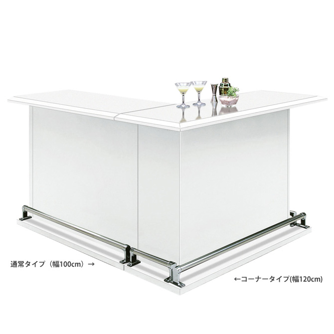 ... Bar Counter 100cm In Width Enamel Painting Home Bar Interior Bar Counter  Table Bar Table Home ...