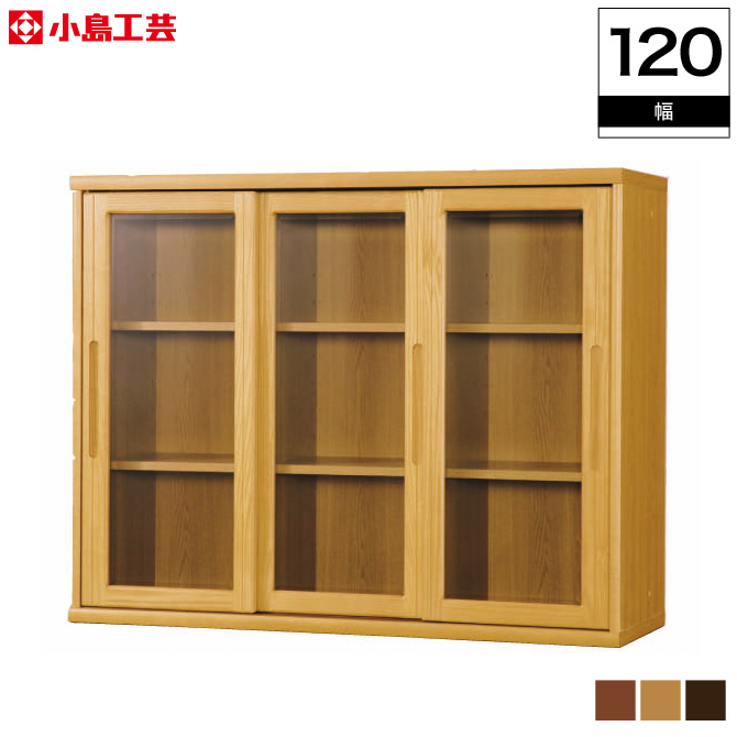 Domestic Low Formaldehyde F ☆☆☆☆ Pigeonhole Of The Relief Made In Glass  Door Bookshelf Rack Display Rack Bookshelf Bookshelf Finished Product Japan  ...