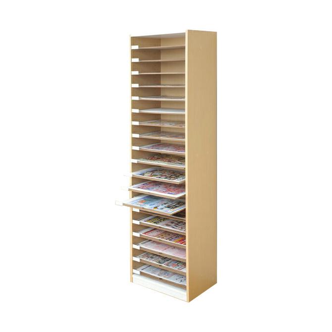 オフィスにあるととっても便利な書類整理棚 A4用紙整理棚 書類ラック 書類収納 分類整理 オフィス収納 事務整理などに便利なA4タイプ ネームプレート付きで管理も簡単 オフィス 整理棚 収納家具 書類ケース 書類棚 OA 書類整理【送料無料】【代引不可】