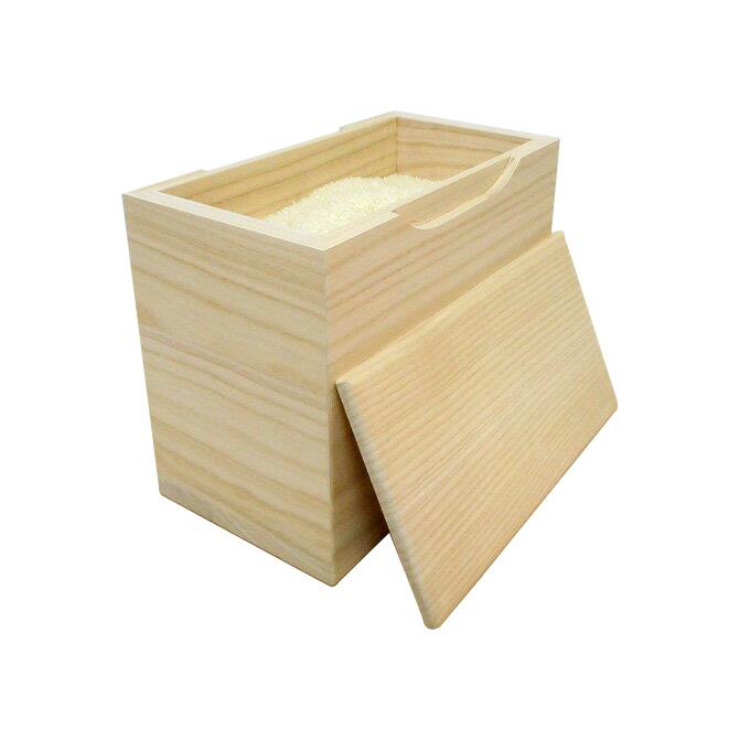 米びつ 桐 米びつ 10kg 無地 国産 日本製 米びつ 桐 10kg 米びつ 米櫃 こめびつ 桐 桐製 米びつ 木製 [送料無料]