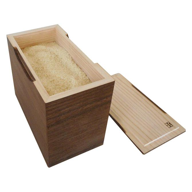 米びつ 桐 米びつ 10kg 焼桐 国産 日本製 米びつ 桐 10kg 米びつ 米櫃 こめびつ 桐 桐製 米びつ 木製 [送料無料]