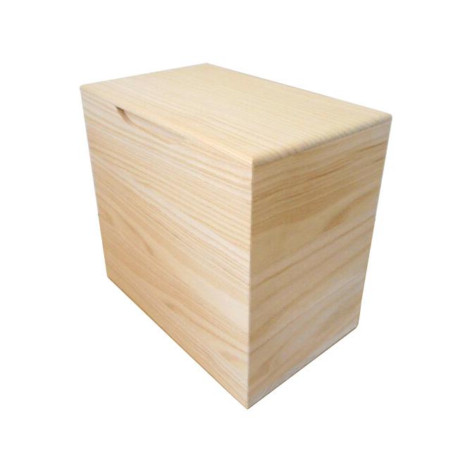米びつ 桐 米びつ 30kg 無地 国産 日本製 米びつ 桐 30kg 米びつ 米櫃 こめびつ 桐 桐製 米びつ 木製 [送料無料]