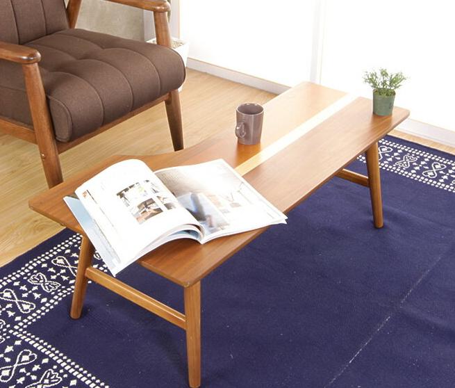 テーブル カジュアル センターテーブル 幅100cm 折りたたみ 木製 天然木 ローテーブル リビングテーブル ウォールナット ブラン