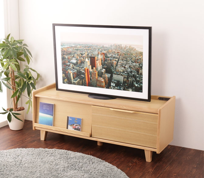 テレビ台 TVボード 幅120cm TV台 TVボード TVラック テレビラック リビング収納 リビングボード 収納家具 ローボード テレビボード