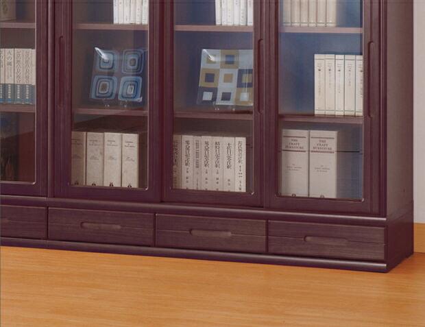 \ポイント5倍★3/18 10:00-3/21 9:59★/ オプション引出し 幅120.2cm用 小島工芸 オファー 棚 シェルフ 書棚 引出 引き出し 安心の国産 F☆☆☆☆[代引不可] 送料無料