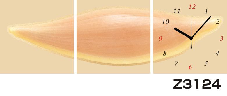 \クーポンで300円OFF★16日1:59まで★/ 日本初!300種類以上のデザインから選ぶパネルクロック◆3枚のアートパネルの壁掛け時計◆hOur DesignZ3124種【アート】【代引不可】 送料無料