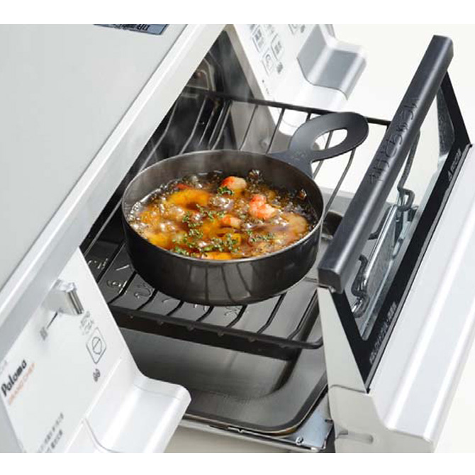 グリルココット LS1527 オーブン 料理が冷めにくい鉄製 日本  leye(レイエ) オークス キッチン用品  調理器具 キッチン小物