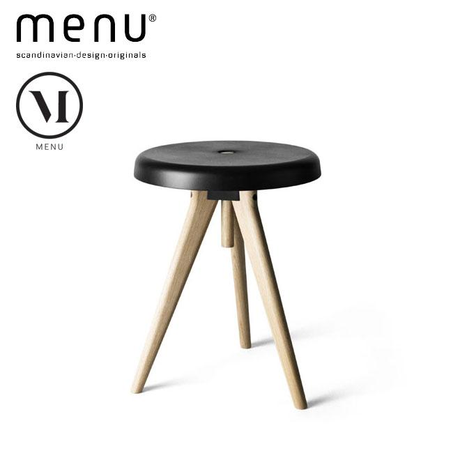 \ポイント10倍★8/15・16限定★/ 北欧雑貨 menuシリーズ ノーム フリップアラウンドチェアー 椅子、トレー、テーブルが融合した3Wayツール チェア ライトアッシュ ダークアッシュ チェアー 木製 シンプル