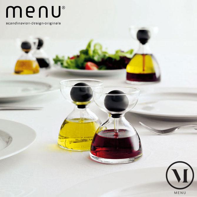 北欧雑貨 manu ピペットグラス 150ml ガラス 3点セット 台所 キッチン雑貨 キッチンインテリア 調味料入れ 醤油さし
