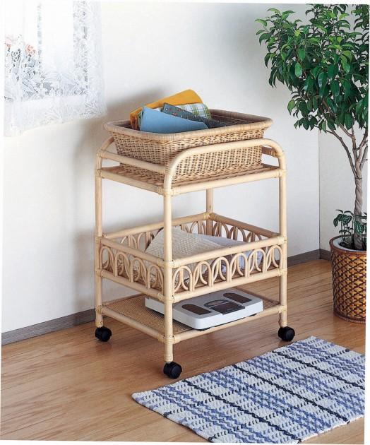 天然素材のさわやかさ ランドリー 収納家具 ランドリーボックス 洗濯籠 洗濯カゴ 送料無料