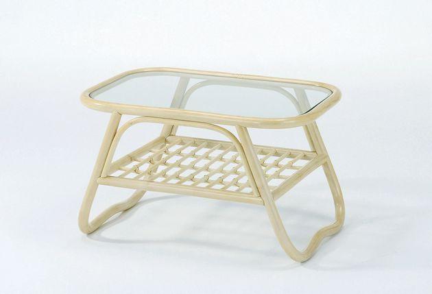 天然素材のやわらかな曲線は、いやしの空間をプロデュース。 テーブル 籐製 ラタン 送料無料