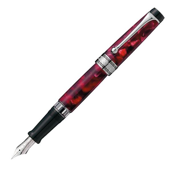 【お取り寄せ】アウロラ(AURORA) オプティマ 996 バーガンディ 万年筆