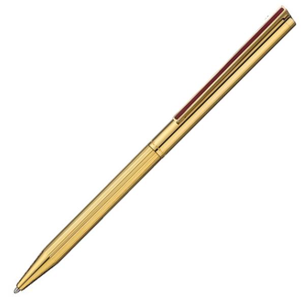 【お取り寄せ】デュポン(S.T.Dupont) CLASSIQUE チャイニーズ ラッカー 純正赤漆 & ゴールド 多機能ペン 045072A