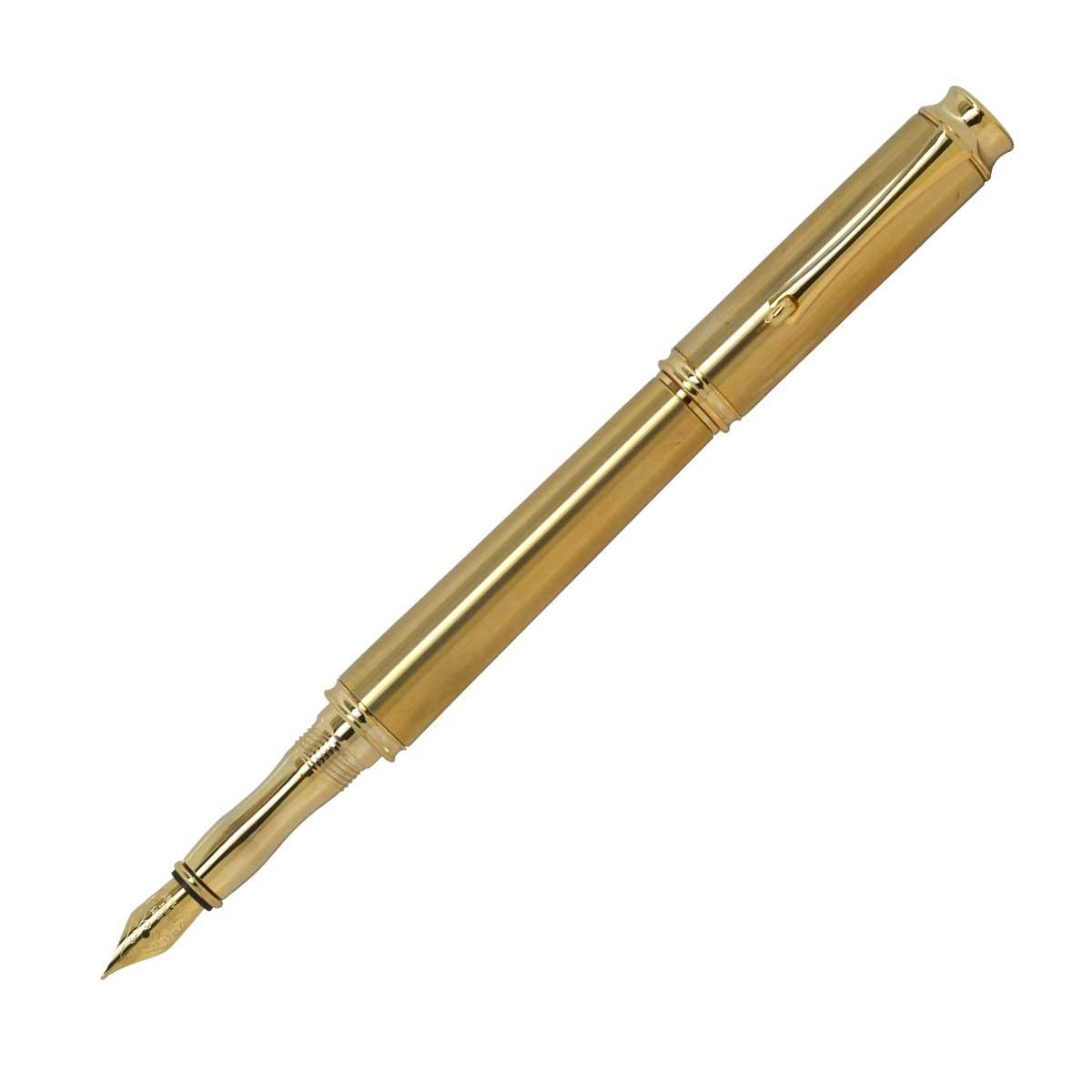 即納可能 名入れ可能 1万円台 その他 両用式 万年筆 新作通販 F-STYLE Gold Pen Metal KMM200 入荷予定 メタルペン