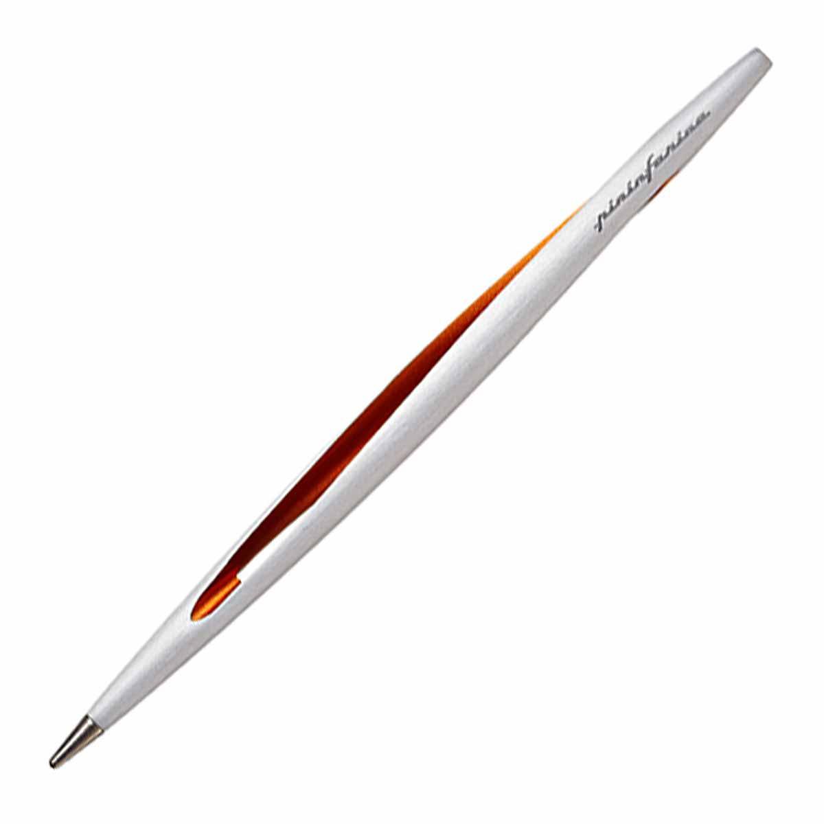 毎週更新 即納可能 名入れ不可 1万円台 ピニンファリーナ PININFARINA エアロ オレンジ メタルペン 01668 在庫一掃