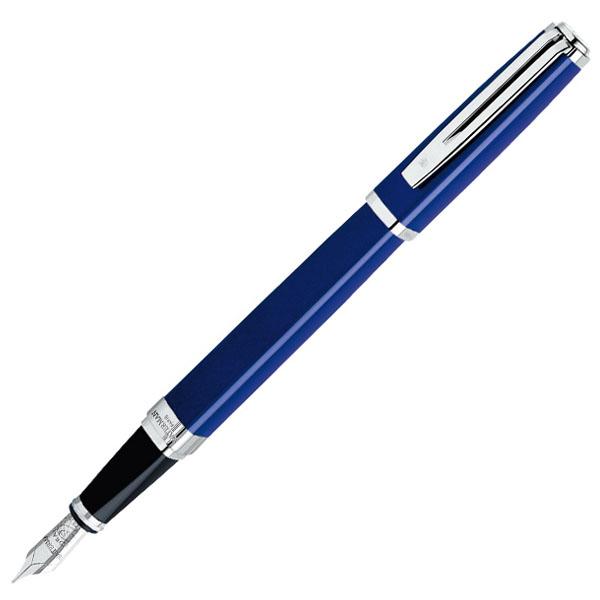 【お取り寄せ】ウォーターマン(WATERMAN) エクセプション スリム ブルー ラッカー ST 万年筆