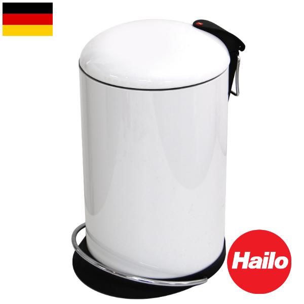 Hailo トレントトップデザイン 16リットルハイロ ゴミ箱 ダストボックス フタ付き ドイツ 輸入雑貨 おしゃれ