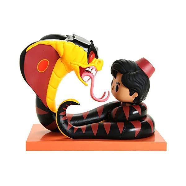 アラジン グッズ ジャファー ファンコ ポップ ディズニー フィギュア ドール 人形 おもちゃ POP! Movie Moments Aladdin #554 Jafar as The Serpent Exclusive Vinyl Figures