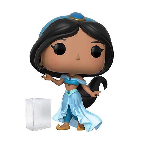 アラジン グッズ ジャスミン ファンコ ポップ ディズニー フィギュア ドール 人形 おもちゃ Funko Pop! Disney: Aladdin - Jasmine Vinyl Figure (Includes Pop Box Protector Case)