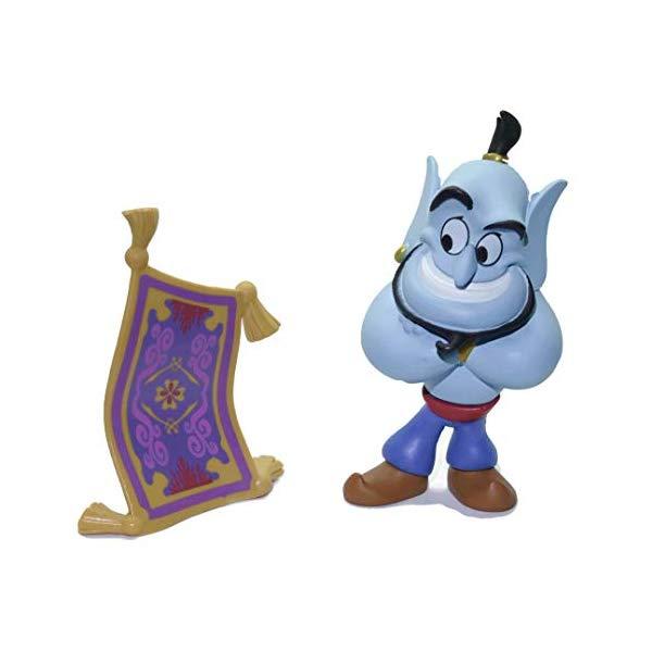 アラジン グッズ ジーニー ファンコ ディズニー フィギュア ドール 人形 おもちゃ Funko Mystery Mini - Disney Aladdin - Magic Carpet [1/72] and Genie [1/6]