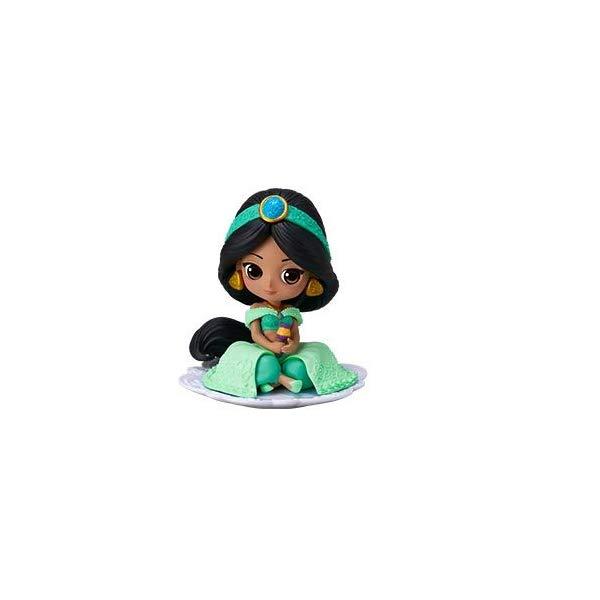 アラジン グッズ ジャスミン ディズニー フィギュア ドール 人形 おもちゃ Banpresto Q Posket Sugirly Disney Characters Jasmine Normal Color ver. Aladdin