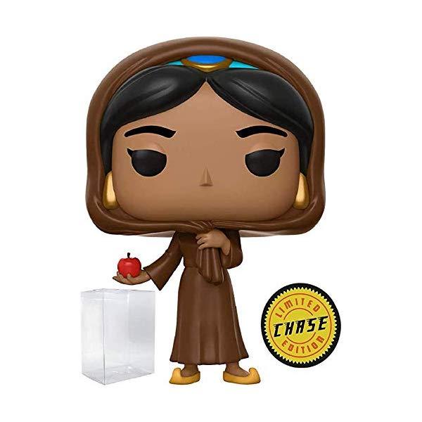 アラジン グッズ ジャスミン ファンコ ポップ ディズニー フィギュア ドール 人形 おもちゃ Funko Disney: Aladdin - Jasmine in Disguise Limited Edition Chase Pop! Vinyl Figure (Includes Compatible Pop Box Protector Case)
