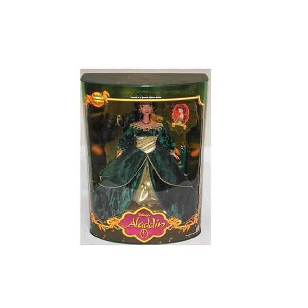 アラジン グッズ ジャスミン ディズニー フィギュア ドール 人形 おもちゃ Disney Aladdin Holiday 1999 Princess Jasmine Doll