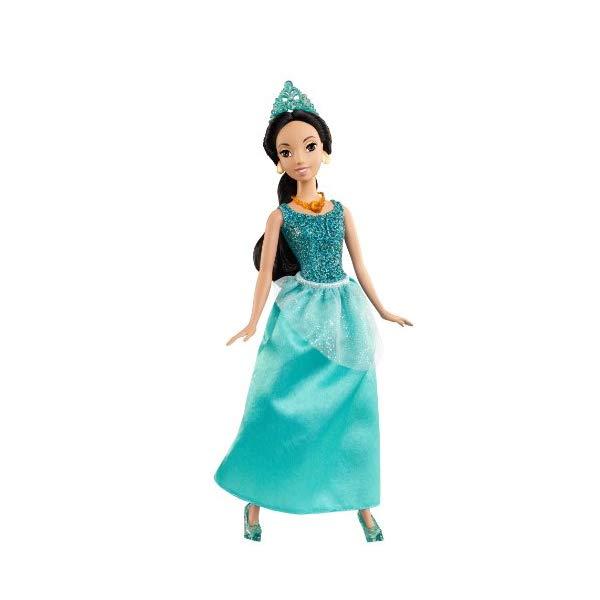 アラジン グッズ ジャスミン ディズニー フィギュア ドール 人形 おもちゃ Disney Princess Sparkling Princess Jasmine Doll