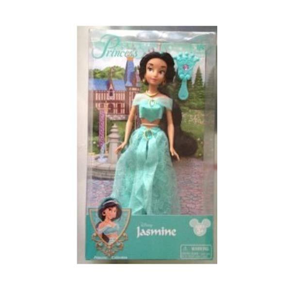 アラジン グッズ ジャスミン ディズニー フィギュア ドール 人形 おもちゃ Disney Park Jasmine from Aladdin 11.5 inch Doll 2013 Release