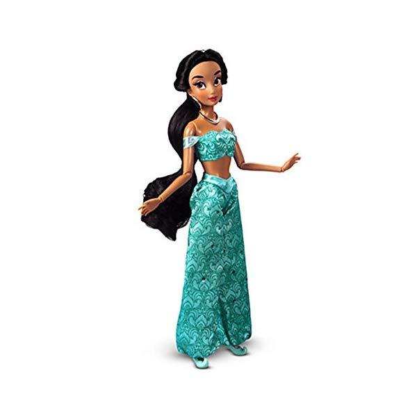 アラジン グッズ ジャスミン ディズニー フィギュア ドール 人形 おもちゃ Disney Store Princess Jasmine Classic Doll ~ 12