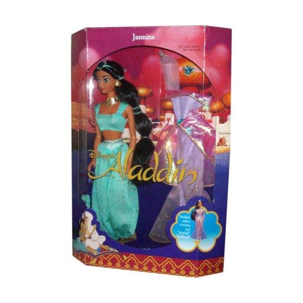 アラジン グッズ ジャスミン ディズニー フィギュア ドール 人形 おもちゃ Disney's Year 1992 Aladdin Movie Series 12 Inch Doll - Princess Jasmine with Harem Pants, Top,