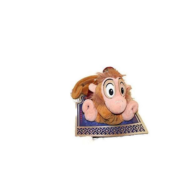 アラジン グッズ アブー サル 猿 ぬいぐるみ ディズニー おもちゃ 人形 Disney Flying and Talking Abu Plush Toy 13