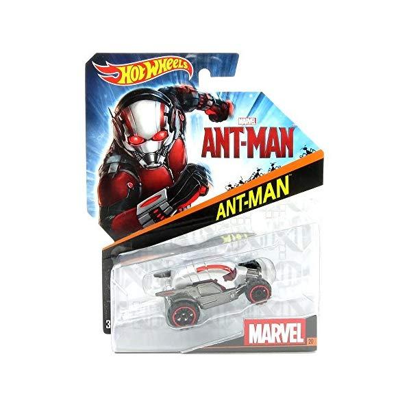 アントマン ホットウィール 車 マーベル Hot Wheels, Marvel Character Car, Ant-Man #20