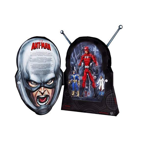 アントマン マーベル フィギュア 人形 SDCC 2015 Exclusive Marvel Ant-Man Deluxe 5 Figure Set