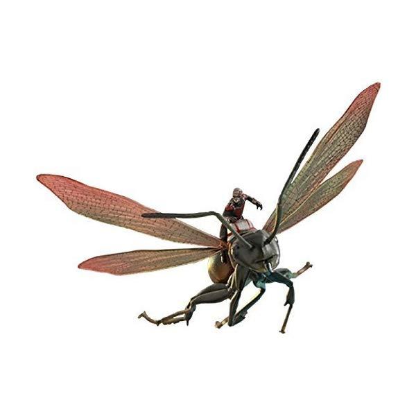 アントマン フィギュア 人形 Hot Toys Ant-Man on Flying Ant Miniature Collectable Movie Masterpiece by Hot Toys