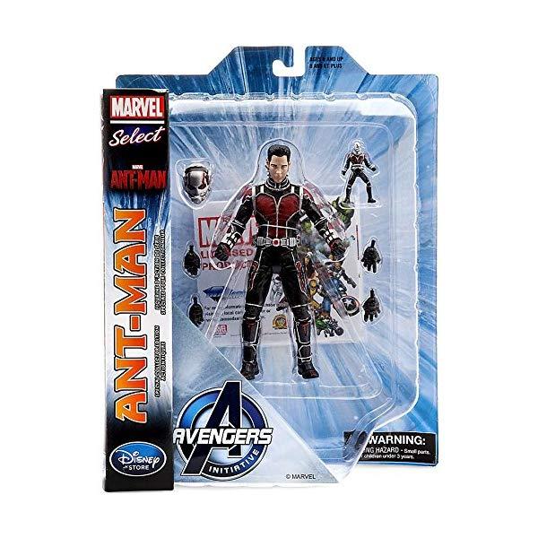 アントマン マーベル フィギュア 人形 Marvel Ant-Man Marvel Select Ant-Man Exclusive Action Figure [Paul Rudd's Head] (Diamond Select Toys)