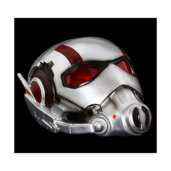 アントマン マスク 仮面 ヘルメット ハロウィン 仮装 コスチューム コスプレ Gmasking Halloween Adult Cosplay Helmet 1:1 Prop Replica for Ant