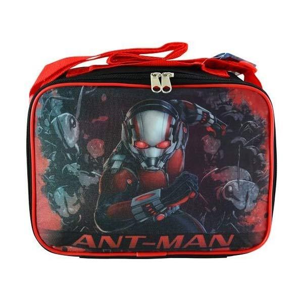 アントマン 肩掛けバッグ ポシェット 子供 カバン Antman Rectangle Lunch Bag with strap